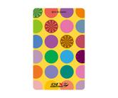 ダーツゲームカード【D-1X】NO.21 カラードット