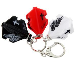 ダーツフライトケース【プテラファクトリー×エッジスポーツ】フライトスロットケース 絆 MIX