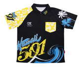 ダーツアパレル【ターゲット】クールプレイシャツ ウェイン・マーデルモデル Hawaii501