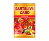 ダーツゲームカード【ダーツライブ】NO.1573 フルーツグミ