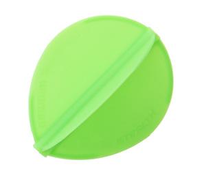 ダーツフライト【ウィンモー】ステルスフライト グリーン ティアドロップ