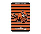 ダーツゲームカード【フェニックス】NO.2001 アライグマ