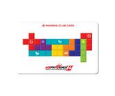 ダーツゲームカード【フェニックス】NO.2009 落ち物パズルゲーム