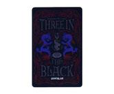 ダーツゲームカード【ダーツライブ】NO.1605 THREE IN THE BLACK