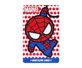 ダーツゲームカード【ダーツライブ】NO.1606 マーベルヒーロー Kawaiiアートコレクション スパイダーマン