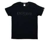 ダーツアパレル【ジョーカードライバー】ステルスTシャツ ベーシックロゴ ブラック