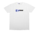 ダーツアパレル【グラム】gram logo-Tシャツ