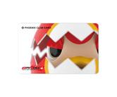 ダーツゲームカード【フェニックス】NO.2012 フェニッくん(卵の中)
