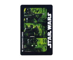 ダーツゲームカード【ダーツライブ】NO.1654 スターウォーズ デストルーパー 3カット