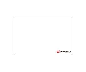 ダーツゲームカード【フェニックス】ホワイト無地 PHOENicA