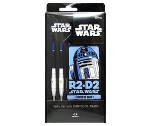 ダーツ バレル【ダーツライブ】DARTSLIVEカード付 スターウォーズダーツセット R2-D2