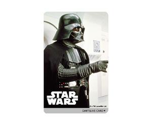 【予約商品】ゲームカード【ダーツライブ】スターウォーズ スペシャルダーツライブカード ダースベイダー