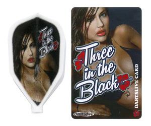 ダーツ ゲームカード【ダーツライブ】スペシャルパック フィットフライト THREE IN THE BLACK