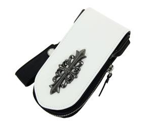 ダーツケース【カメオ】バロック2 アラベスク ホワイト