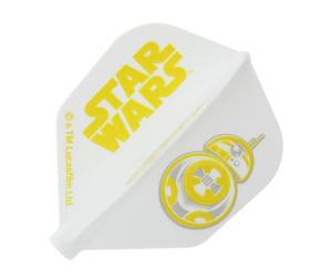 ダーツフライト【フィットフライト】スターウォーズ BB-8 シェイプ