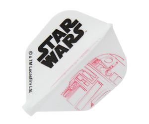 ダーツフライト【フィットフライト】スターウォーズ R2-D2 シェイプ