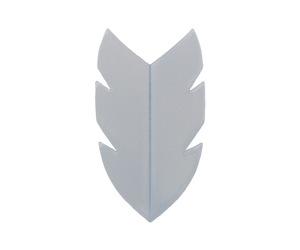 ダーツフライト【リバティフライト】三矢の報い グレー