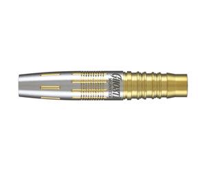 ダーツバレル【モンスター】ゴースト2 座波常輝モデル ゴールド 2BA