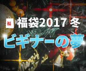 ダーツ 福袋2017冬 ~ビギナーの夢~