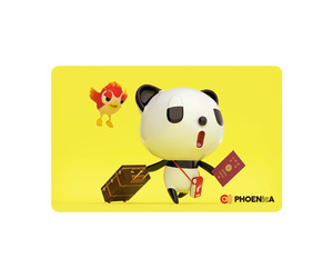 ダーツゲームカード【フェニックス】NO.2039 たまぱん_TRIP