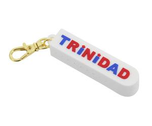 ダーツ雑貨【トリニダード】ティップホルダー&リムーバー シンプルロゴ ホワイト