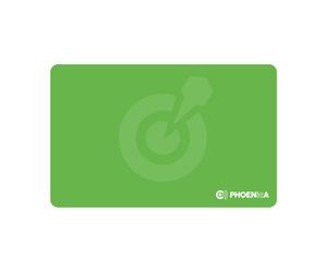 ダーツゲームカード【フェニックス】NO.2051 COLOR ライトグリーン