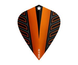 ダーツフライト【ターゲット】ヴィジョン ウルトラ カイト VOLTAGE オレンジ 333360