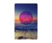 ダーツゲームカード【ダーツライブ】NO.1754 夕暮れの海