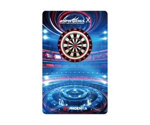 ダーツゲームカード【フェニックス】フェニカ NO.2059 サイバースペース
