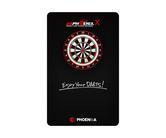 ダーツゲームカード【フェニックス】フェニカ NO.2063 ブラック