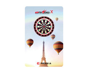 ダーツゲームカード【フェニックス】フェニカ NO.2065 気球