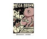 ダーツゲームカード【フェニックス】フェニカ LINE FRIENDS メガ ブラウン MEGA BROWN