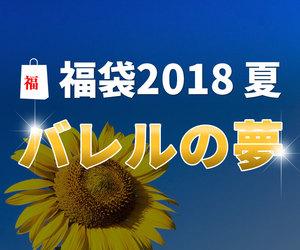 ダーツ福袋2018夏 ~バレルの夢~