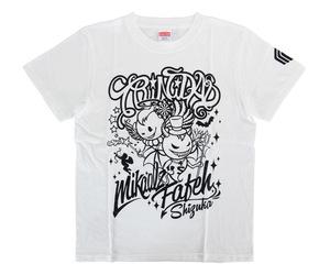 アパレル【マスターストローク】Tシャツ 近藤静加 シズカ ユナイテッド製 ホワイト XL
