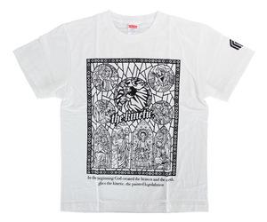 アパレル【マスターストローク】Tシャツ 松本康寿 グリコ ver.1 ホワイト S