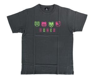 アパレル【シェード】ORGER Tシャツ 川上真奈モデル グレー XS