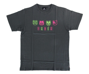 アパレル【シェード】ORGER Tシャツ 川上真奈モデル グレー XXL