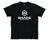 アパレル【シェード】SHADEロゴ Tシャツ ブラック