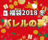【予約商品】福袋2018冬 ~バレルの夢~