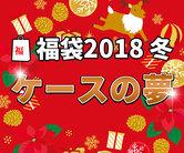 【予約商品】福袋2018冬 ~ケースの夢~