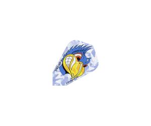 ダーツフライト【harrows】Fantail No3007