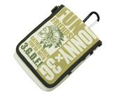 ダーツケース 【JONNY×3GGC】 Waist Bag & Darts Case ベージュ/グリーン