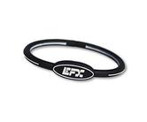 ダーツスポーツアクセサリー EFX リストバンドスポーツ オーパル (ブラック/ホワイト)