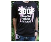 ダーツアパレル 【3G】 GA-08(スリージーディーエフ Surf Club ブラック) シャツ