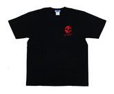 ダーツ3G×エスダーツTシャツ 2011年Summer スカル 【レッド】