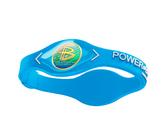 ダーツスポーツアクセサリー パワーバランス シリコン ブレスレット(ブルー)