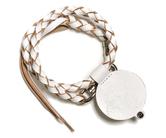 ダーツアクセサリー 【ジャコ】 ジャコ Key Wallet Rope WHITE