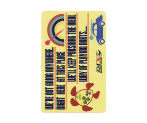 ダーツゲームカード【D-1X】NO.03