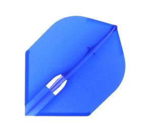 ダーツフライト【フライトエル】ロケット シャンパンリング対応 ブルー