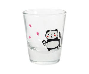 ダーツ雑貨【エスフォー】ショットグラス 酔っ払いパンダ